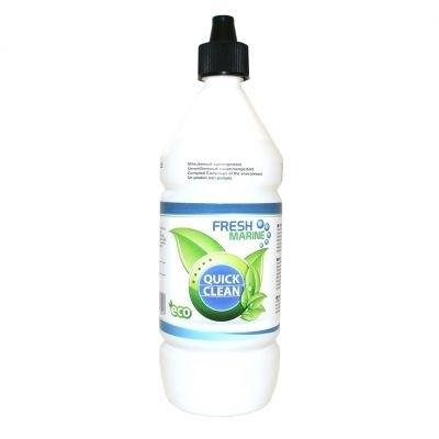 Quick clean bruin/gele aanslag verwijderaar 1 liter