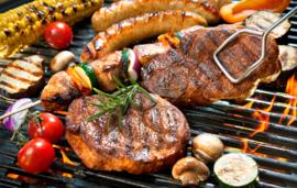 Vlees & Vis de luxe BBQ pakket