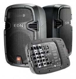geluidset JBL EON 210P