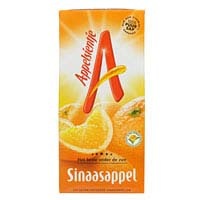 Sinaasappelsap 200 ml
