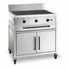 gas barbecue Smeg