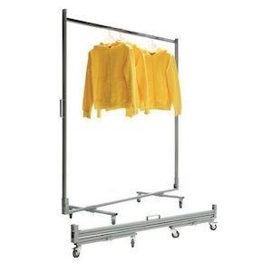 Garderoberek met 50 hangers