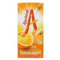 Sinaasappelsap 200 ml
