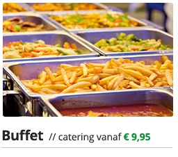 hip catering buffet
