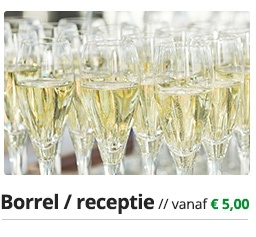 hip catering borrel_receptie_drank