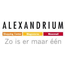 Catering bij Alexandrium Shopping Center
