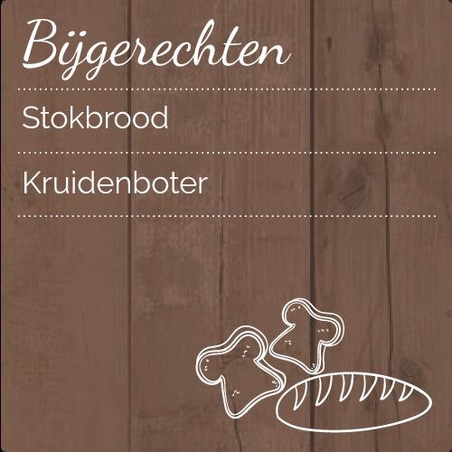 BBQ Bergschenhoek Bijgerechten