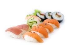 catering borrel hapjes_sushi