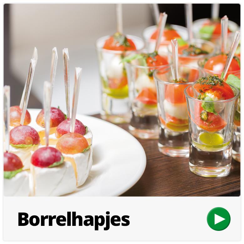 borrelhapjes catering Rhoon