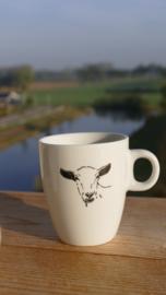 Koffie mokje  geit (senso)