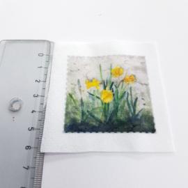 Narcis stofje 5 cm