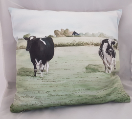 Cushion cow