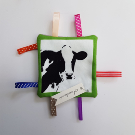 labeldoekje koe
