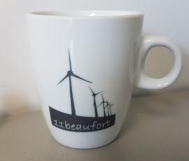 Opdracht: Koffie mokje met ontwerp om maat (senso)