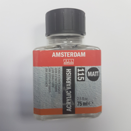 Vernis mat Amsterdam