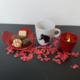 Valentijn cadeau/kado's voor hem of haar (koe, geit, paard, schaap)