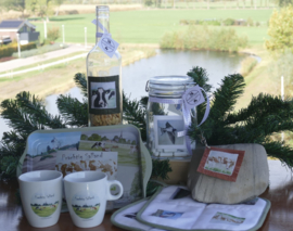 Prachtig Salland kerstpakket cadeau geschenken