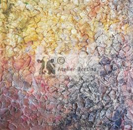 Workshop mixed media met acrylverf  op uw locatie (datum in overleg)