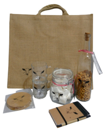 Geiten thee geschenken/cadeau  pakket (ook voor kerst)