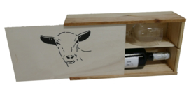 geiten borrel geschenken/cadeau pakket