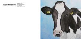 Koe wenskaart