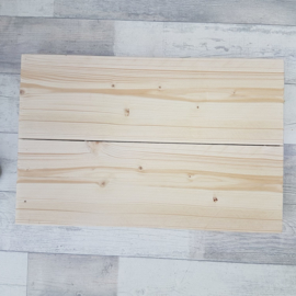 steigerhout 40 x 60 cm