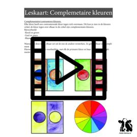 Live les / tutorial: complimentaire kleuren