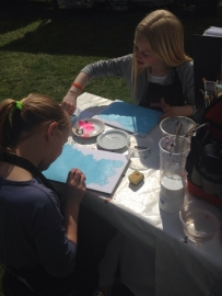 2 mei Workshop kinderen op fair