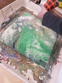 woensdag 13 november: Acryl gieten in Collendoorn Arendshoeve