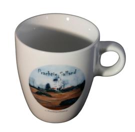 Koffie mokje phaltertoren Prachtig Salland (senseo)