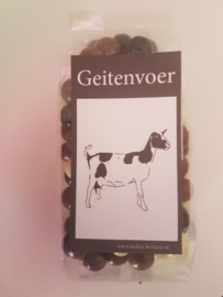 Chocopinda's: geitenkeutels