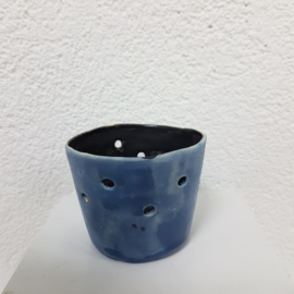 Sfeerlichtjes stoer robuust blauw