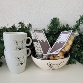 Schaap kerstpakket