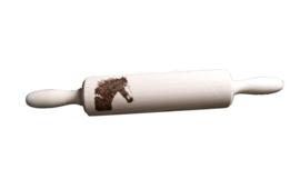 Deegroller paard