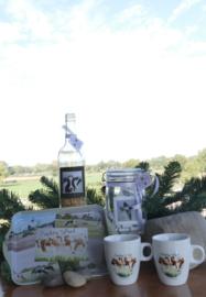 Prachtig Salland kerstpakket koeien cadeau geschenken
