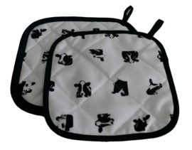 Cows potholder