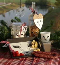 Geiten geschenken/cadeau  pakket (ook voor kerst)