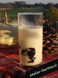 Kühe Glas