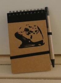 Notitie boekje zeehond