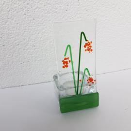 Vrijdag 8 oktober  Workshop glasfusing in Raalte