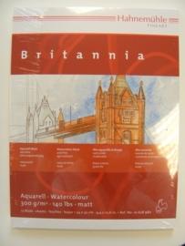 Aquarelblok Brittania 300 grams