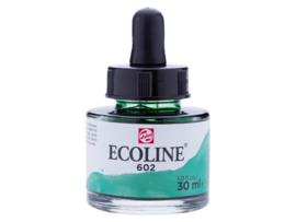 602 donker groen Ecoline