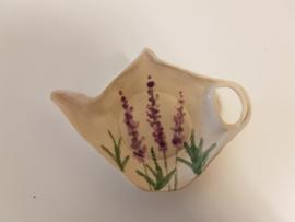 Theetip lavendel