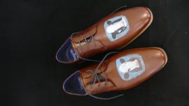 Unique painted shoes