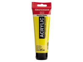 268 azogeel licht Acrylverf Amsterdam