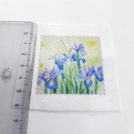 Iris stofje 5 cm