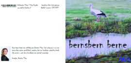 wenskaart: bernsbern berne (kleinkind geboren)