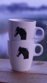 Kaffeetasse Pferd (Senso)
