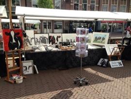 31 augustus 2014 kunstmarkt Sneek