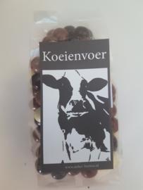 Chocopinda's: koeienvoer